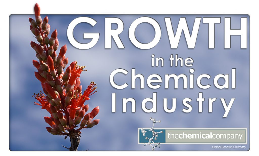 unpacking growth in the US chemical space the chemical company
